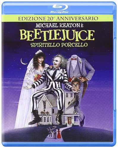 Beetlejuice - Spiritello porcello [Blu-ray] [IT Import]