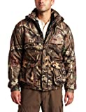 Yukon Gear Mens Infinity 3N1 Insulated Parka Jacket