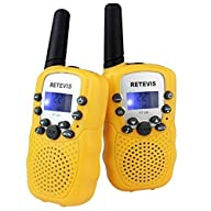 Retevis RT-388 Kids Walkie Talkie UHF…