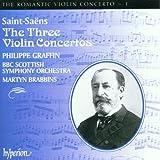 The Romantic Violin Concerto, Vol. 1 Saint-Saëns
