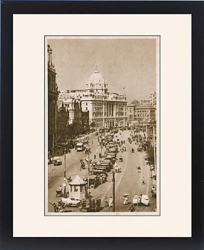 framed-print-of-china-shanghai-the-bund
