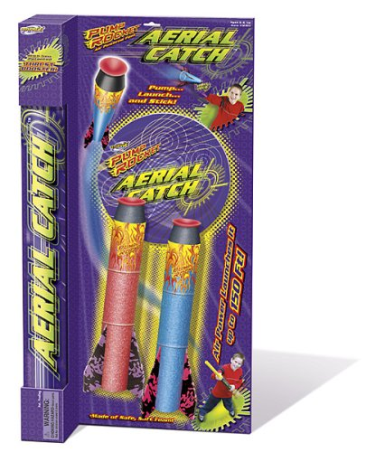 Geospace Aerial Catch - 2 Rocket and Target Set