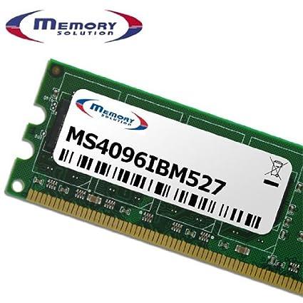 4go mémoire pour IBM/Lenovo - ThinkStation S20 (4105-, 4157-, 4217-xxx)