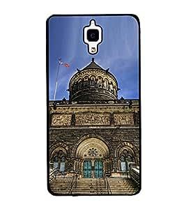 Fuson Premium 2D Back Case Cover Mahal With Multi Background Degined For Xiaomi Redmi Mi4::Xiaomi Mi 4