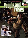 Comic Artist's Photo Reference - People & Poses: Book/CD Set with 1000+ Color Images (Comic Artists Reference)