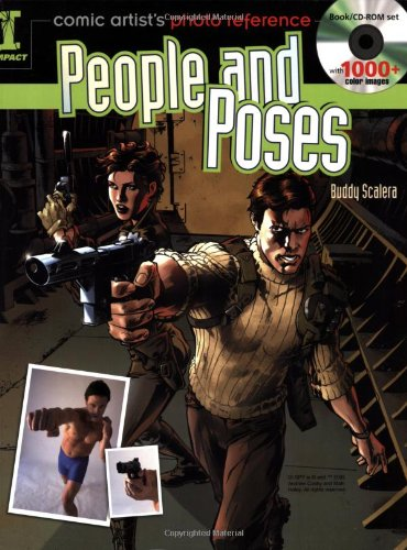 Comic Artist's Photo Reference - People & Poses:...