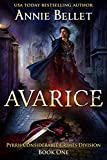 Image of Avarice (Pyrrh Considerable Crimes Division Book 1)