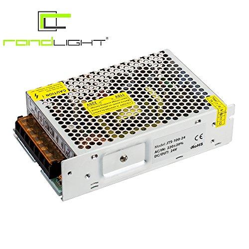 Netzgerät Netzteil Trafo JTS 24V 4.2A 100W für LED Streifen Strip Leuchten