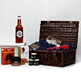 The Gentlemans Old Speckled Hen Sweet & Savoury Treats Gift Hamper Gift ideas for - Valentines,Presents,Birthday,Men,Him,Dad,Her,Mum,Thank you,Wedding Anniversary,Engagement,18th,21st,30th,40th,50th,60th,70th,80th,90th