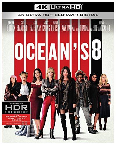 4K Blu-ray : Ocean's Eight (4K Mastering)