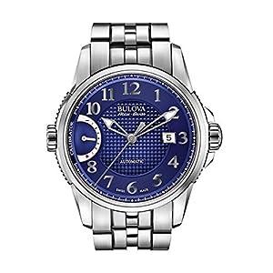 Bulova 63B175 Men's Accu-Swiss Calibrator Watch