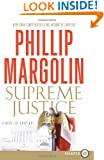 Supreme Justice LP: A Novel of Suspense (Dana Cutler Series)