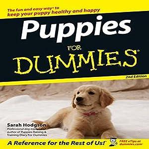 Puppies for Dummies Audiobook
