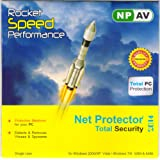 Net Protector Total Internet Security 2014 1 PC 1 Year