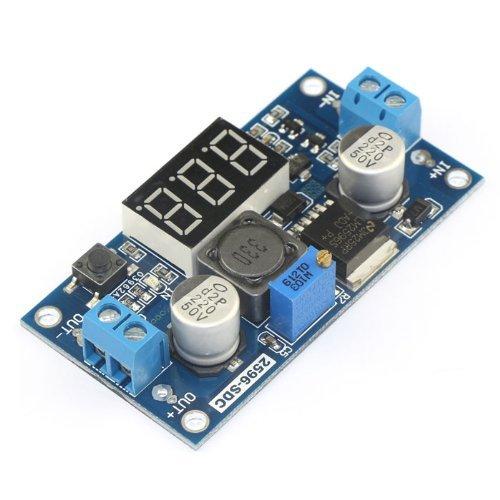 ieik lm2596 adjustable voltage regulator 4.0-40v to 1.