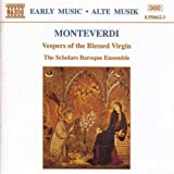 Monteverdi: Vespers of the Blessed Virginby Claudio Monteverdi
