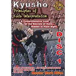 Principles of Kata Disc 1 - Hand Positions in Kata...How and Why