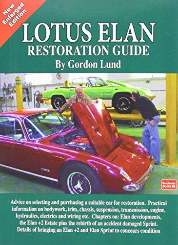 Lotus Elan Restoration Guide PDF