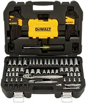 Dewalt Dasco Pro 108-Pcs. Mechanics Tools Set