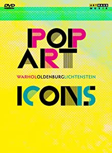 Pop Art Icons  Warhol Oldenbur [Import]