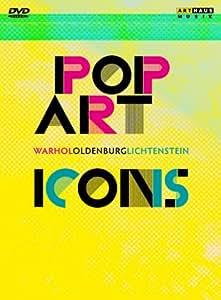 Pop Art Icons  Warhol Oldenbur [Import]