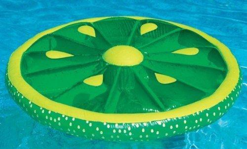 Lime Slice Floating Pool Island by Swimline jetzt kaufen