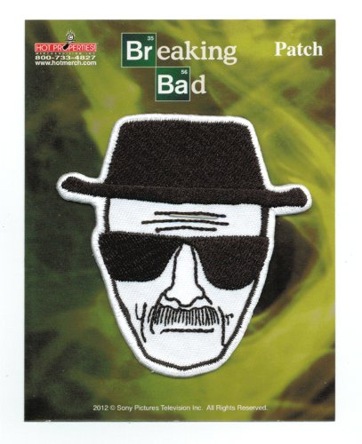 Breaking Bad Heisenberg Patch - 1