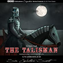 The Talisman Audiobook by Sir Walter Scott Narrated by David McCallion