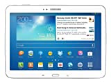 Samsung Galaxy Tab 3 10.1 P5220 WiFi+LTE 16GB Factory Unlocked GSM Tablet - International Version, No US LTE support (White)