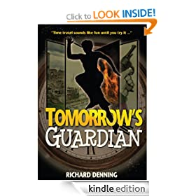 Tomorrow's Guardian (Hourglass Institute Series)