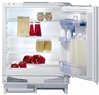 GORENJE RIU6091AW Réfrigérateur sous plan Cooler 143L, 82 cm sous plan A+ (395892)