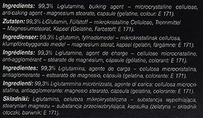 Olimp L-Glutamine Mega Anticatabolic Capsules, Pack of 120 Capsules by Olimp