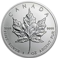 1 oz Silber Silbermünze Silver Kanada Ca...