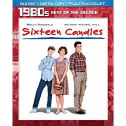 Sixteen Candles (Blu-ray + Digital Copy + UltraViolet)