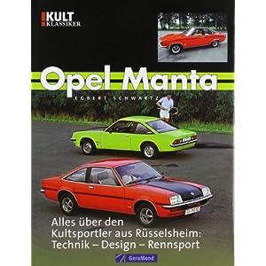 Opel Manta Egbert Schwartz