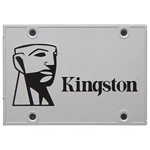 キングストン Kingston SSD 480GB 2.5インチ SATA3 TLC NAND採用 Now UV400 3年保証 SUV400S37/480G
