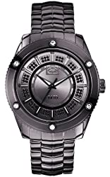 Marc Ecko Men's Watch Quartz Analogue Stainless Steel E16523G2