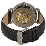 Stuhrling Original Men's 313A.331531 Macbeth Classic Automatic Gold Skeletonized Dial Watch