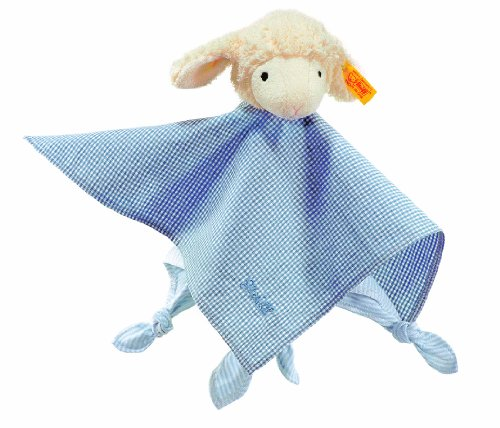 Steiff Sweet Dreams Lamb Comforter Blue front-970215