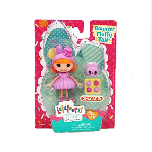 Mini Lalaloopsy Exclusive Bouncer Fluffy Tail - 1