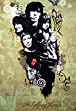 "6658-M The Rolling Stones English Rock Band Formed in London Wall Decoration Poster Size 24""x35"""