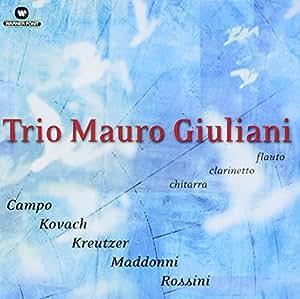 Trio Mauro Giuliani (Ciliberti, Maddonni, Mastropirro)