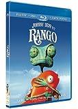 echange, troc Rango - Combo Blu-ray + DVD + copie digitale  (Oscar® 2012 du Meilleur Film d'Animation) [Blu-ray]