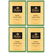 Neem Aloe Vera Bathing Bar - Pack Of 4