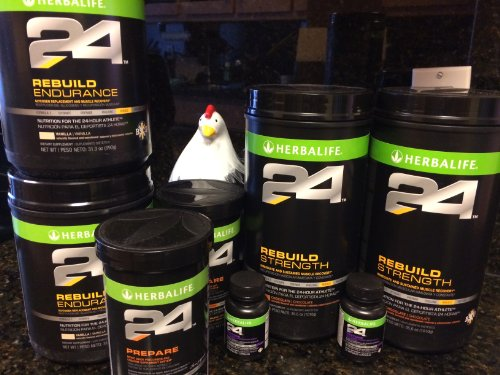 Herbalife 24 Ultimate 60-Day Work-Out Program