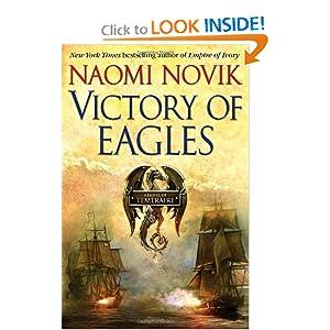 Victory of Eagles (Temeraire, Book 5) Naomi Novik