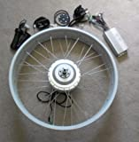 "Fat Tire Electric bike Kit 26""x 4"" 48Volt 1400 W Max. Made in USA Whole Kit !"