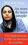 echange, troc Malalaï Joya - Au nom de mon peuple