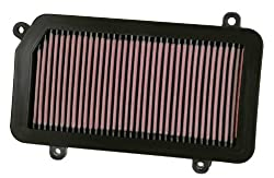 K&N 33-2939 High Performance Replacement Air Filter for Mahindra Scorpio