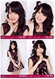 AKB48 公式生写真 Theater 2012.December 月別12月 【川栄李奈】3枚コンプ